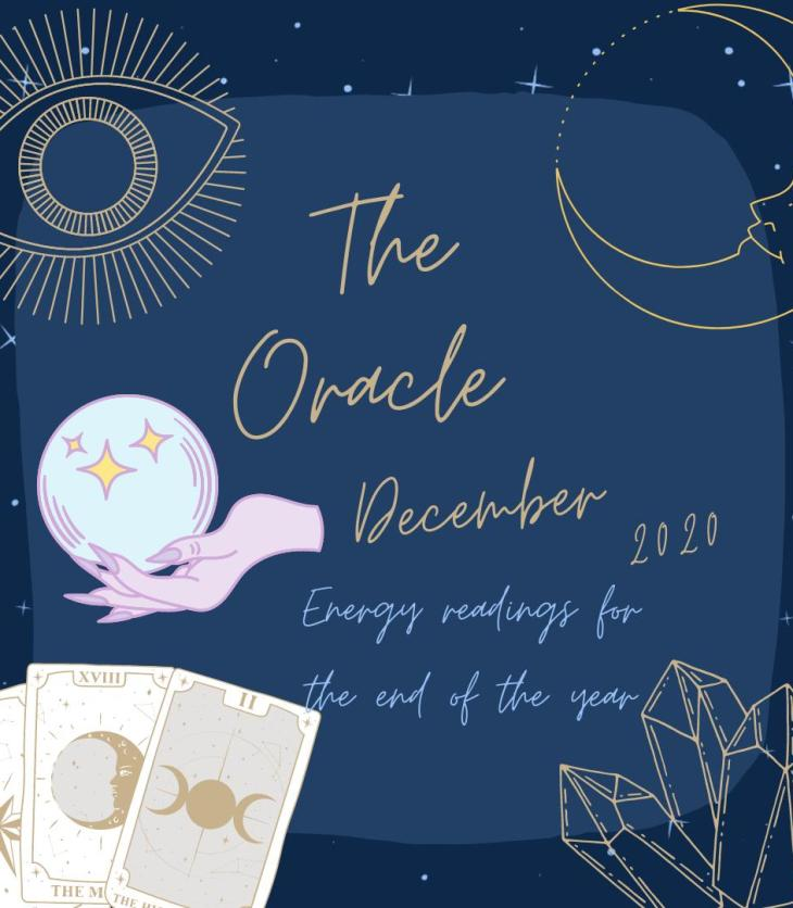 The Oracle - December 2020 by Luz Uribe