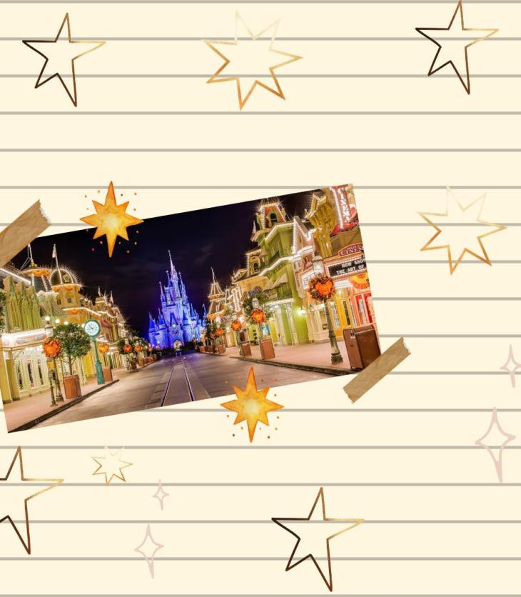 Jessica's Tips and Tricks for Disney World by Jessica Duffield