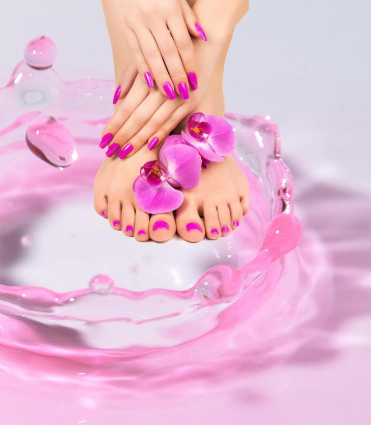 Nail Polish and Me by Jessica Duffield