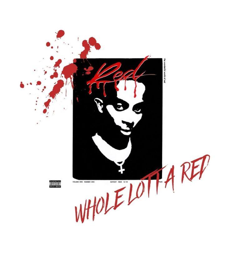 whole lotta red album review by fiorella atoche