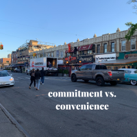 the cost of convenience